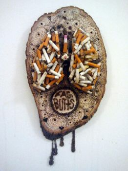 Fag Butts by theamazingxtina