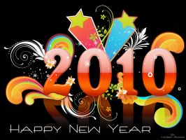 Happy New Year.... by moizs
