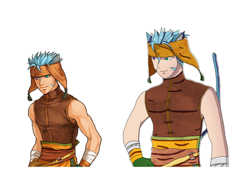 Ranulf If Fates style by ThePontusAndersson