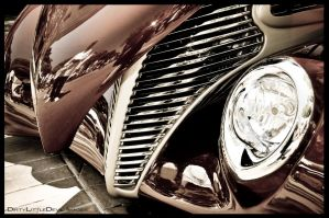 Chrome and Curves. by DirtyLittleDevil