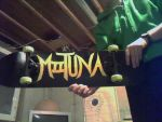Mituna Skateboard Finished - Bottom by hurristat