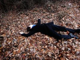 A Fall Into The Leaves by JavaCosplay