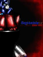 Optimus Prime September by SeCrEtFeTiShEs