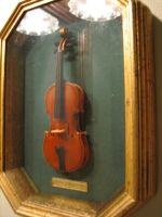 Tiny Violin 01 by LithiumStock
