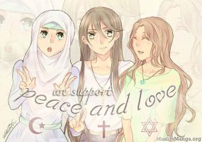 It's all about peace by seiji606