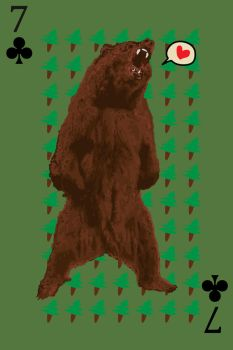 Playing Card Entry. by Amek92