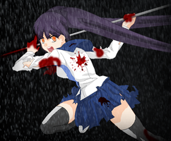 Corpse Party-Won't Let Them Kill Me by TFAfangirl14