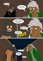 Outsiders: The First Page 2 by MadMonkeyDane
