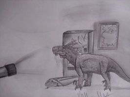 Lycaraptor by Teratophoneus