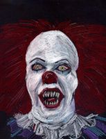 Pennywise by Graymalkin2112