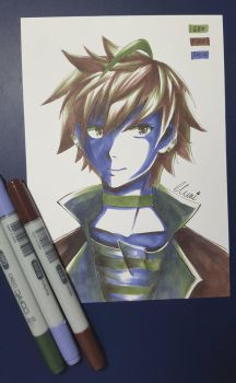 3 Marker Challenge (with Video) by CrystalMelody-FT