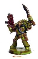 Chaos Nurgle Plague Marine TNP by LadyTygress