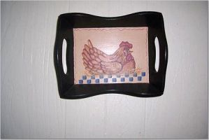 Chicken Tray by didi1959