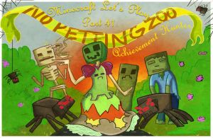Title Cards Minecraft Let's Play Part 41 by guavajagular