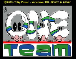 ONE CANUCK TEAM@tony p power by tony-p-power