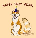 Happy New Year 2015 by Falcolf