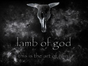 lamb of god - nice my frist one