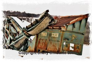 Farm Equipment by PoisonAlice