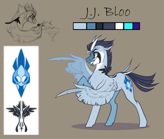JJ Bloo :ref by Sutexii