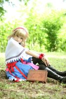 Touhou- Alice Margatroid Cosplay by Lycorisa