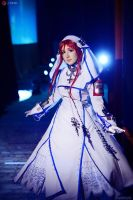 Trinity Blood: The White Dance by ennfranco