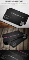 Elegant Business Card by vitalyvelygo