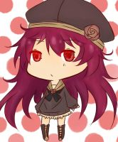 Commish-2 for Nefaire - Chibi Mikan by Koharu-Rin