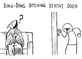 Ding-Dong Death by WhitePsych5