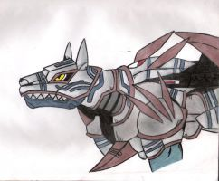 Colored Kendogarurumon by thewolfdrawer
