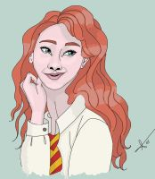 Lily Evans by LoseursOrGlitters