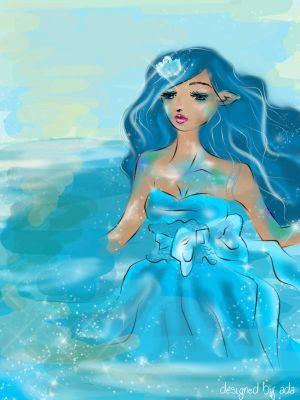 poseidon's daughter