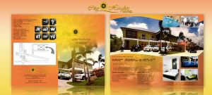 City Heights Hotel Flyer by emman03