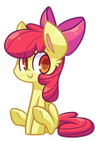 Applebloom by Looji
