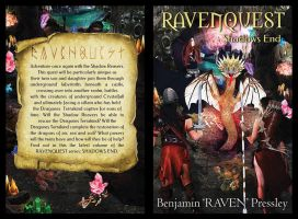 Ravenquest: Shadows End - Full Cover by pams00