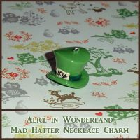 Wonderland - Mad Hatter Charm by YellerCrakka