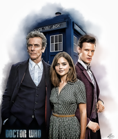 2 Dr's and Clara by PZNS