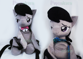 END AUCTION octavia backpack by lemonkylie