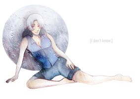 I don't know. by Kep-Trefler