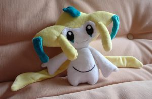 Life-size Jirachi by MedeiaDesigns