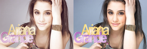Arian Grande by Imfearless