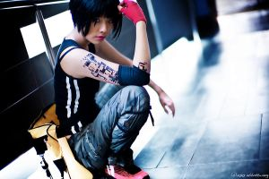 Mirrors Edge: Faith by Akusesu