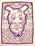 Doodle Valentines by ayumi01