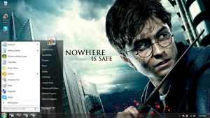 HarryPotter Windows 7 themes by windowsthemes