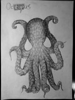 Octopus by imagine by Eason41