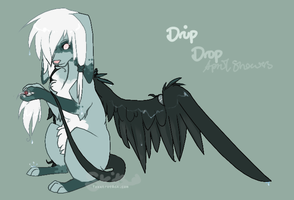 drip, drip drop by catfinches