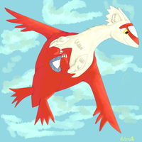 Latias by Litralite