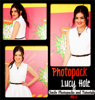 Photopack Lucy Hale by MicaEdiitions