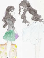 First meeting by EmpressofHeaven