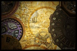 CLOCKWORK by NeverenderDesign