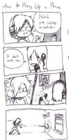 A guide on how to hang up by Rakugaki-otoko